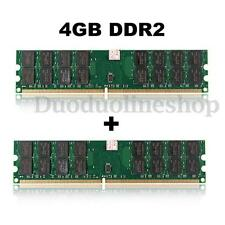 8GB(2x4GB)DDR2 800Mhz PC2-6400 240 Pin Desktop Memory RAM AMD DIMM Set