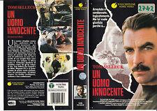UN UOMO INNOCENTE (1988) VHS