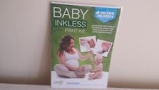 Inkless Wipe Hand & Foot Print Kit Newborn Baby Child Safe GREAT GIFT NEW