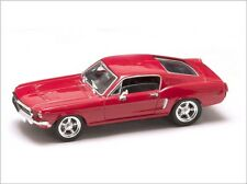 1968 Ford Mustang GT-rojo/Red - 1:43 la Lucky Cast
