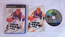 JUEGO NBA LIVE 2003 BASTKET BASKETBALL PLAYSTATION 2 PS2 PAL ESPAÑA