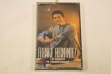 Y Su Orquestra by Frankie Hernandez (1991) (Audio Cassette Sealed)
