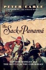 The Sack of Panama: Captain Morgan and the Battle for the Caribbean-ExLibrary