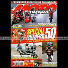 MOTO & MOTARDS N°50 SUZUKI 1200 BANDIT GSXR 1000 DUCATI 998 HONDA CBR 900 RR