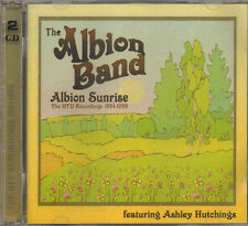 THE ALBION BAND ALBION SUNRISE COMPACT DISC CD