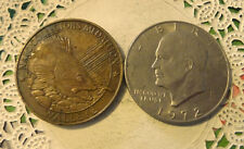 Commerative large/dollar size /heavy medal/Token /Walleye #180