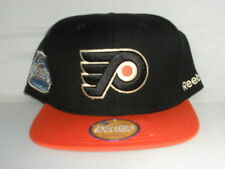 Vtg Philadelphia Flyers NHL Reebok Snapback hat cap Hockey 2012 Winter Classic
