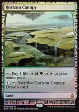 MTG FOIL HORIZON CANOPY (FULL ART) OGW - FRONDE DELL'ORIZZONTE EXPEDITION MAGIC