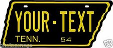 Tennessee 1954 Tag Custom Personalize Novelty Vehicle Car Auto License Plate
