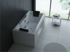★ Whirlpool Eckbadewanne Badewanne Whirlwanne Wanne Pool SPA Massage Pool