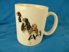 Coffee mug tea cup English Springer Spaniel dogs USA canine hunting show puppy
