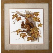 Counted Cross Stitch Kit SQUIRREL Animals