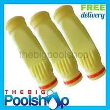 3 X Pool Cleaner Diaphragm Zodiac Cassette with retaining ring