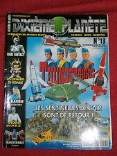 Dixième Planète n° 13 Thunderbirds + Barbie + Star Wars + ... 2001 Très Bon Etat
