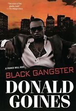 Black Gangster by Donald Goines (2014, Paperback)