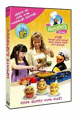 ANNABEL'S KITCHEN DVD NEW ANNABEL KARMEL CITV KIDS COOKING LEARN TO COOK