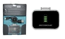 Scosche IBAT2 Backup Battery & Charger for iPod & iPhone 3G/3GS/4G/4GS (NEW)