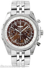 PRE-OWNED BREITLING BENTLEY MOTORS BRONZE DIAL SPECIAL EDITION MENS WATCH A25362