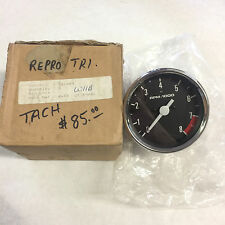 60-2396 TRIUMPH BSA NORTON REPRODUCTION SMITHS TACHOMETER 4:1 RATIO Repop