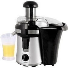 Lloytron E5202 250w 2 Speed Electric Fruit Juice Maker Extractor White