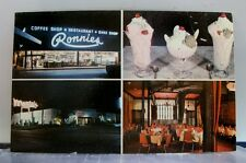 Florida FL Winter Park Ronnies Montes Goody Postcard Old Vintage Card View Post