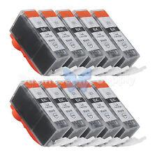 10 PGI-225 BLACK Ink for Canon Printer PIXMA MX712 MX882 MX892 iP4820 PGI-225BK