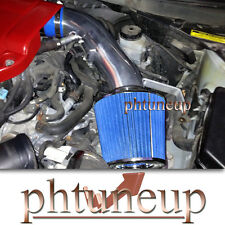 BLUE fit 2007-2012 NISSAN ALTIMA 2.5 2.5L AIR INTAKE KIT SYSTEMS + FILTER