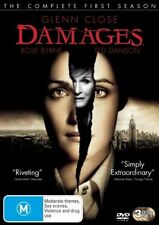 Damages : Season 1 (DVD, 2007, 3-Disc Set) TV Drama / Law R4 VGC
