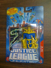 DC Unlimited Justice League Dr. Fate BLUE card  NEW Free Ship US
