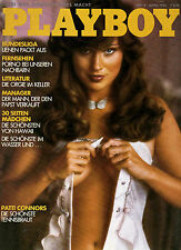 Playboy 04/1982   PATTI CONNORS & MARCIA BERGER   April/1982