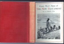 Every Man's Story of The New Testament by A. Nairne, D.D.  1930 Scarce Book