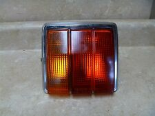 Suzuki 1400 GV CAVALCADE GV1400-LX Used Rear Left Saddlebag Light 1986 #SB13