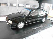 OPEL Kadett E GSI 3 Türer 1987 schwarz black Sport NEW Norev 1:18