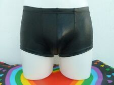 74% LESS Than N'rest Rival Gay Interest Size S Hot Pants Bulge Wet Look Manstore