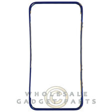 Digitizer Frame for Apple iPhone 4S GSM CDMA Dark Blue Display Screen Video