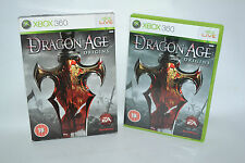 DRAGON AGE ORIGINS * COLLECTOR'S EDITION CARDBOARD SLEEVE *  for  XBOX 360