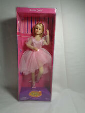 2008 Only Hearts Club Doll Karina Grace Ballerina in Pink ballet Outfit NIB