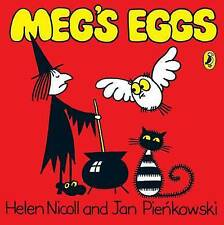 Preschool Story Book - Meg and Mog Story Book - MEG'S EGGS - NEW