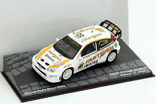 FORD Focus RS WRC #46 Winner Monza Rally Show 2006 Rossi, Cassina 1:43 ALTAYA