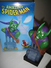 "DYNAMIC FORCES & MARVEL GREEN GOBLIN From The AMAZING SPIDER-MAN  8"" Bust STATUE"