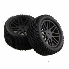 RC 4pcs Front&Rear Tires Insert Sponge Wheel HSP 1:10 Off-Road Buggy 66046-66056