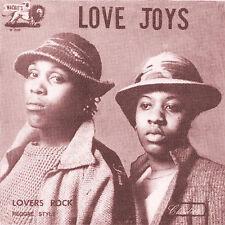 Love Joys Lovers Rock Reggae Style Vinyl LP Wackie's Lloyd Barnes DUB Bronx NY