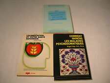 3 Books in French by Roger Foisy, Trade Paperback