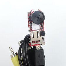 QQ6 DIY audio video 1080P HD bottoni modello lente micro Personale spia nascosta