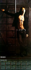 "Rain Jung Ji-hoon 정지훈 Bi POSTER 11""x25"" Korean Singer Actor Asian Sexy Hot Men"