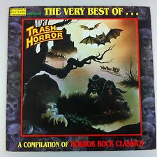 LP - The very best of ... Trash Horror - A compilation of Horror Rock Classics