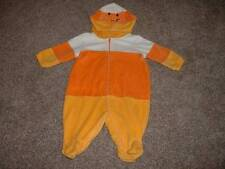 Baby Infant Boys Girls Candy Corn Halloween Costume Outfit Size 0-3 months mos