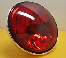 HARLEY DAVIDSON PURSUIT PASSING AUXILIARY LAMPS TOURING POLICE EDITION RED LAMPS