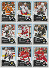 11-12 OPC Complete Your Playoff Beard Insert Set #1-50