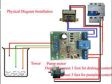 Liquid Level Controller Sensor Module Water Level Detection Sensor